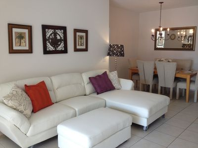 Photo for The Perfect Villa with Private Pool and Privacy Fence. Close to Disney.