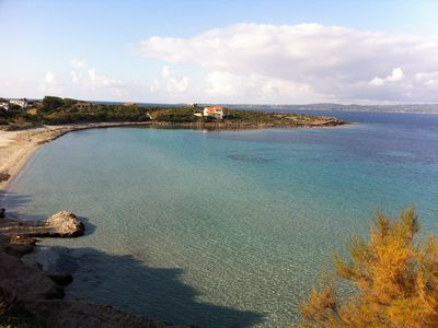 Photo for 300mt FROM THE SEA, DOMU BUBE, VILLA with PATIO and GARDEN, BEAUTIFUL BEACHES
