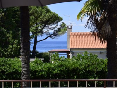 Photo for Beautiful apartment Faith for up to 6 people - close to the beach and sea views
