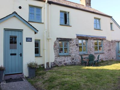 Photo for 400 year old cottage is in the lovely North Devon village of West Down