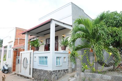 The House with 3 bedrooms and big garden
