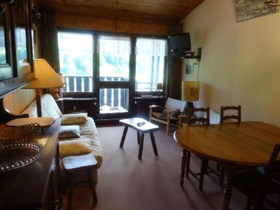 Photo for Apartment La Clusaz, 1 bedroom, 6 persons