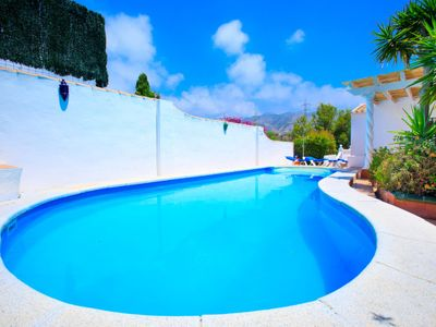 Photo for Vacation home Villa Romeral in Nerja - 11 persons, 5 bedrooms