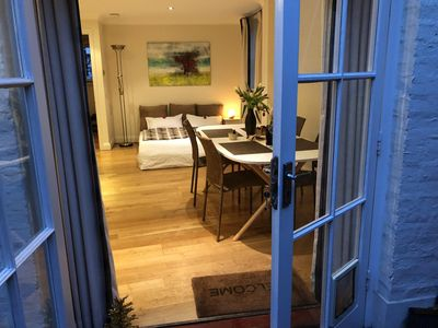 Photo for Luxury private room with a Garden in Kensington and Chelsea