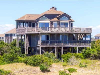 Relish in Oceanfront Views & Easy Beach Access! Dog-Friendly, Hot Tub, & More!