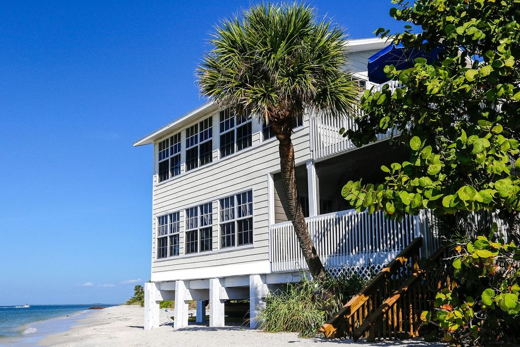 Big Nice House On The Beach big on the beach house - homeaway captiva
