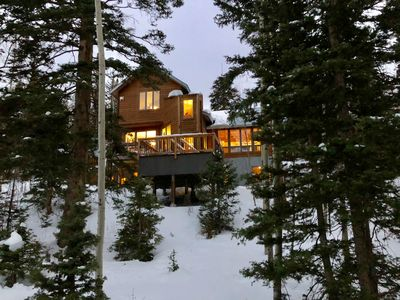 Photo for Quiet, Secluded, Spacious Home 10 Minutes to Ski Area