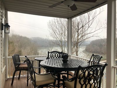 Photo for Lees Ford Marina Townhouse Rental Overlooking  Lake Cumberland