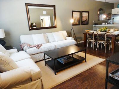 Photo for Enjoy Orlando With Us - Lucaya Village - Beautiful Cozy 3 Beds 2 Baths Townhome - 3 Miles To Disney