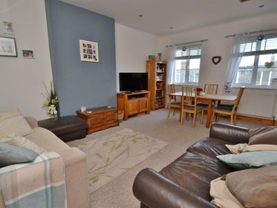 Photo for Town Centre 2 Bedroom Apartment  with Sea Views