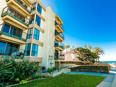 Photo for 25% OFF JUN - Beach Condo, Steps to Ocean & Walk to All