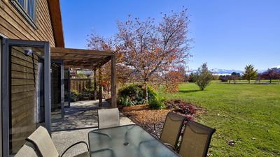 Photo for Spectacular Outlooks | Bright, open-plan space | Expansive outdoor area