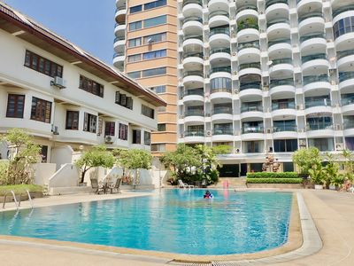 Photo for Spacious 2BR Condo w PoolWIFI @Hillside 4 Nimman