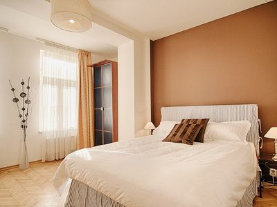 Photo for Sunny Upscale flat in the center of Prague