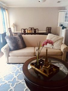 Photo for BEACH! SLEEPS 8 - ENTIRE  HOME 15 MILES FROM THE BEACH!