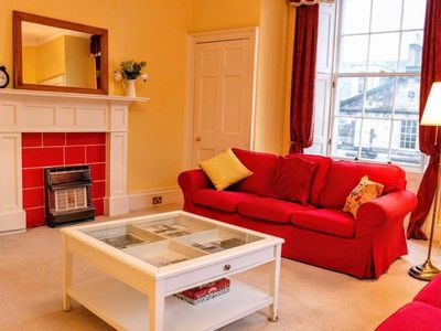 Photo for 2 Bedroom Flat In The Central New Town