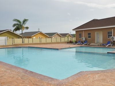Photo for Drax Hall Gated Community - Private Jamaican Holiday w WiFi, Pool & Beach Access
