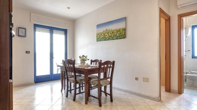 Photo for Holiday apartment near the historical centre of Otranto