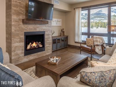 Photo for Brand New Mountain Lake Condo Located Directly Across From Big Sky Resort!!