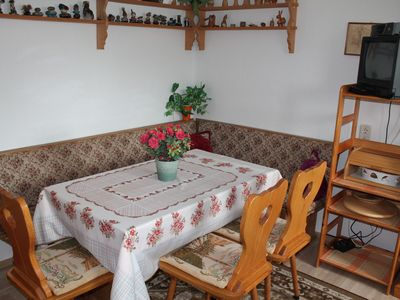 Photo for Lovely three-room apartment in rural holiday farm