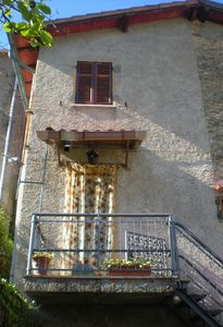 Photo for character house of 60 square meters. located in the center of a typical mountain village