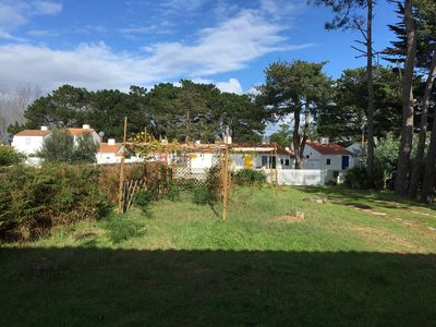 Photo for Large house with garden by the sea