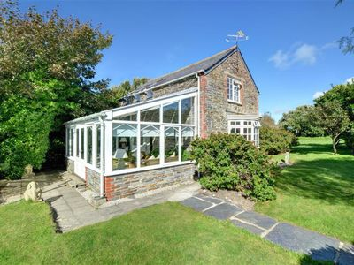 Photo for Saint Merryn Holiday Home, Sleeps 2 with WiFi