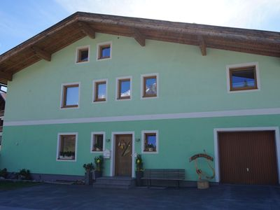 Photo for Apartment right next to the Epic Bike Park & Leogang mountain railways