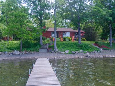 "Photo for Sunset Point:""Upscale Keuka Lakehouse, Walk To Keuka Springs Winery!"""