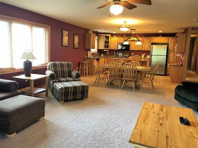Photo for NEW! Northern Bay Golf Resort and Marina- 4 bed/2 bath on Castle Rock Lake