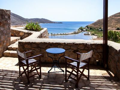 Photo for 4BR House Vacation Rental in Alykes, South Aegean Islands