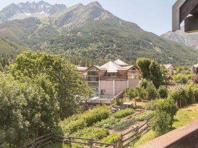 Photo for Apartment Le Monêtier-les-Bains, 2 bedrooms, 7 persons