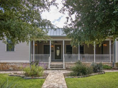 Photo for Riven Rock Ranch - Farm House - A Birdy Vacation Rental
