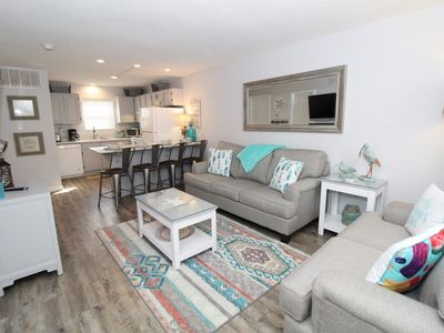 Photo for Sunrise Village 117 - Newly Listed Beach Front Unit
