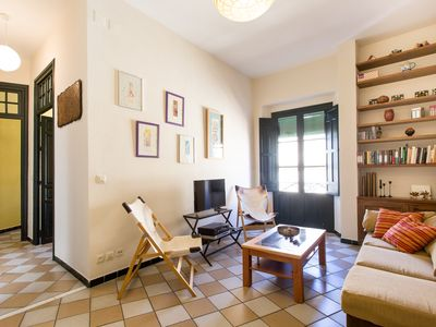 Photo for 2BR Apartment Vacation Rental in Sevilla, Catalunya