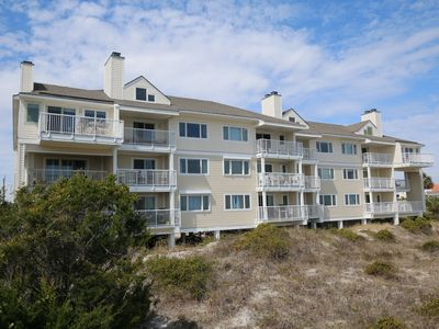 Photo for Wrightsville Dunes 2B-H - Oceanfront condo with community pool, tennis, beach