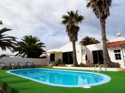 Photo for Private Detached Villa With Own Pool, Not Overlooked