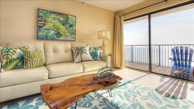 OS1-1002: Madeira Beach Gulf Front Treasure Overflows with Views and Coastal...