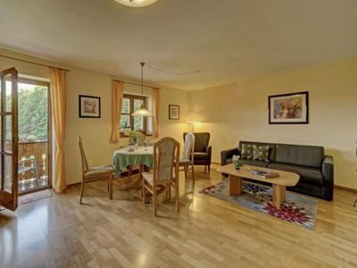 Photo for Holiday apartment Spiegelau for 2 - 4 persons with 1 bedroom - Holiday apartment in one or multi-fam
