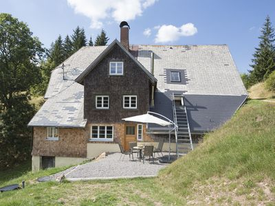 Photo for Property in a historic Schwarzwaldhof: secluded forest, renovated monument, wifi