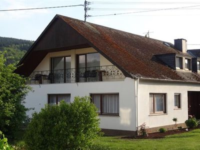 Photo for Weingut-Gästehaus Loskill - Double room shower / WC, partly with balcony ***
