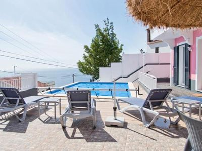 Photo for Holiday house Ponta do Sol for 2 - 8 persons with 4 bedrooms - Holiday house