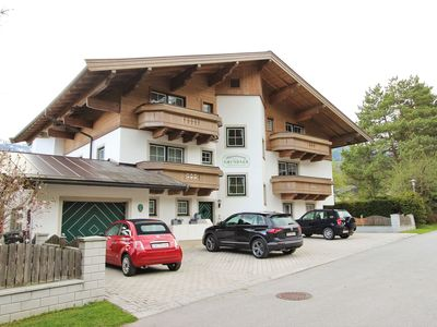 Photo for Sunny Apartment in Leogang near Ski Lift