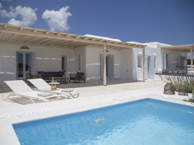Photo for SAND Sea View Villa 4 with pool at the beach |The  SAND Collection Villas