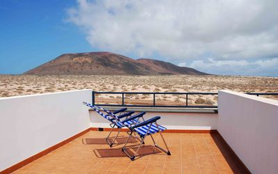 Photo for The dune, a property where you can enjoy the natural paradise that is La Graciosa