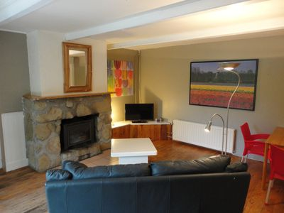 Photo for Comfortable apartment in a chalet
