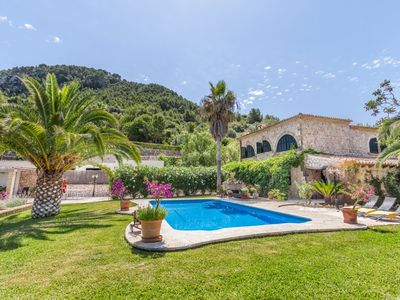 Photo for Comfortable and Spacious Villa with Private Pool at only 500 Meters from the Pollsensa Golf Course !
