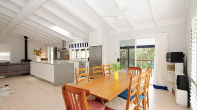 Photo for Mariner's Retreat :: 4 Bedroom home close to park, beach and shops