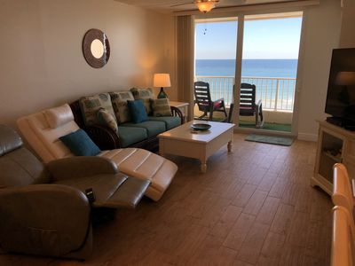 Photo for Oceanfront Paradise: 502 Southpoint - Remodeled!