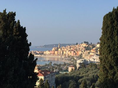 Photo for Enchanting view on the old Menton